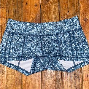 Lululemon Mermaid Shorts